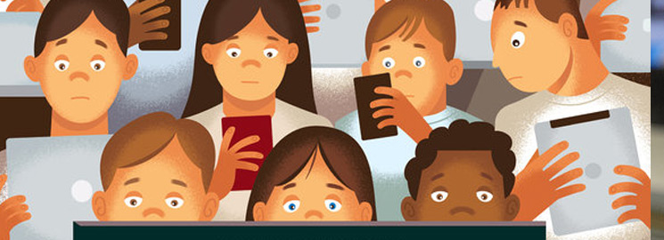 Is Screen Time Bad for Children's Mental Health?